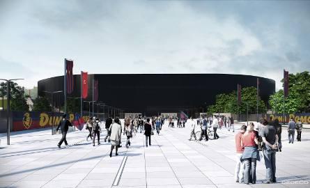 Nowy stadion w Szczecinie: Radni zgodzili się przeznaczyć więcej pieniędzy