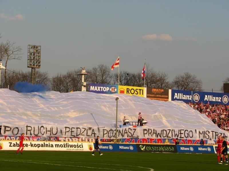 Kibice Górnika Zabrze W 2011 Roku Głosuj Gol24pl