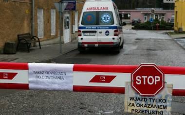 W szpitalu przy ulicy Jagiellońskiej, gdzie wykryto ognisko odry, obowiązuje zakaz odwiedzin chorych. Wznowiono jedynie przyjęcia chorych