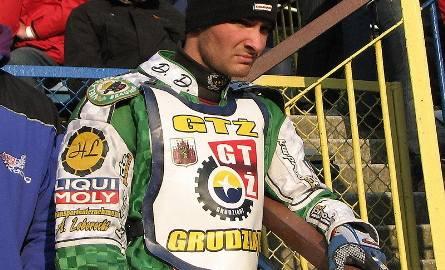 Kevin Woelbert już występował w barwach GTŻ i dał się poznać jako waleczny zawodnik