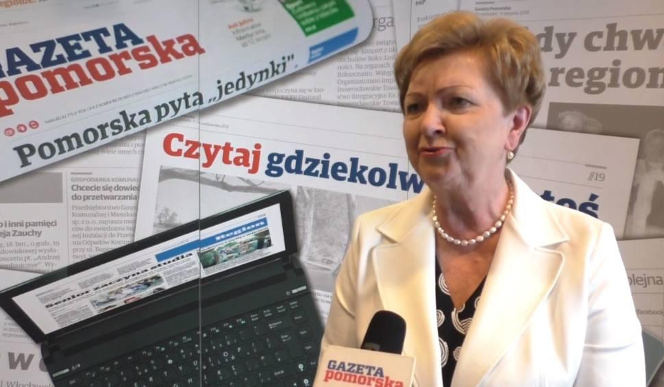 """Film do artykułu: Anna Bańkowska o rankingu """"Złota Setka 2017"""" [wideo]"""