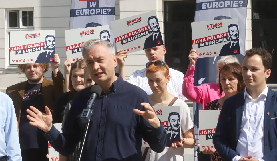 Film do artykułu: Robert Biedroń proponuje: Ministerstwo Obrony Narodowej powinno mieć siedzibę w Radomiu