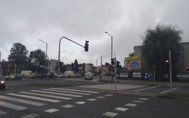 Liczniki świateł pojawiły się m.in. na ulicy Legionów