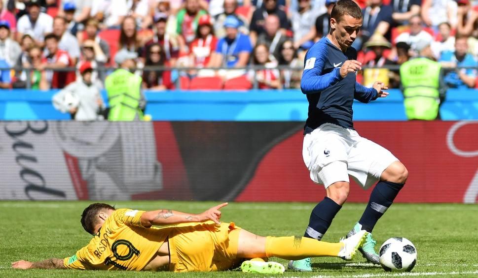 Film do artykułu: Mecz Francja - Peru ONLINE. Gdzie oglądać w telewizji? TRANSMISJA NA ŻYWO. Francuzi chcą przełamać słabości i wyjść z grupy