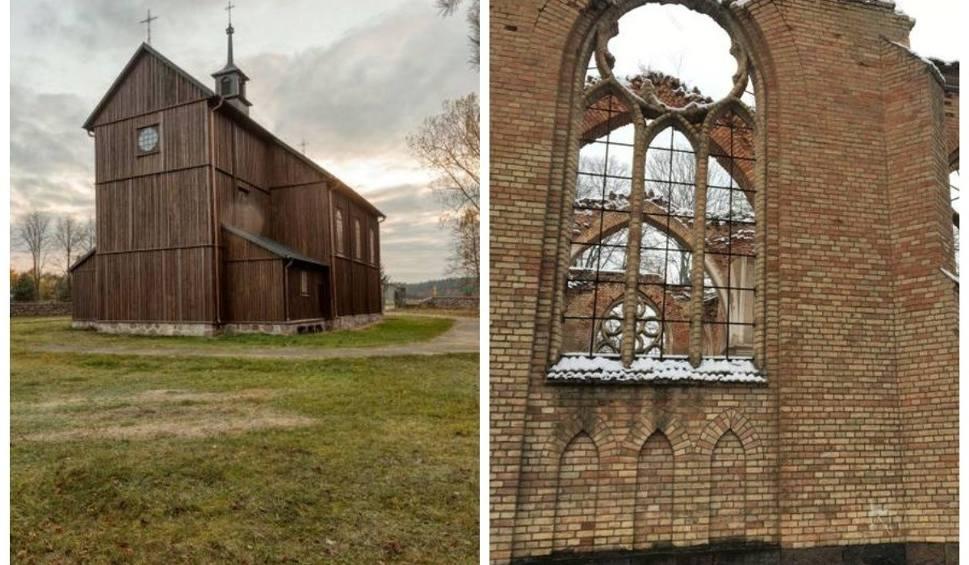 Film do artykułu: Te budowle na Podlasiu zyskały nowy blask i zachwycają turystów. Zobacz najpiękniejsze zabytki w regionie. To prawdziwe perełki! 18.04.2021