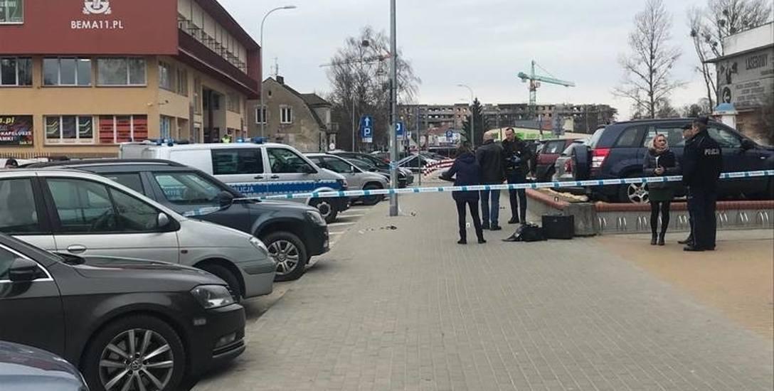 40-letni mieszkaniec Białegostoku został zatrzymany na gorącym uczynku