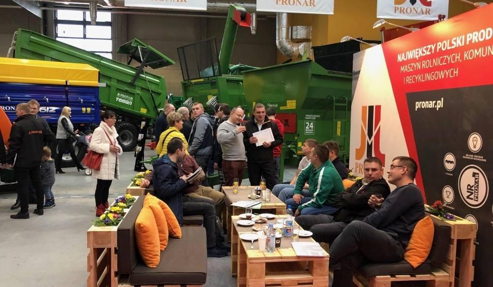 Film do artykułu: Zobacz jak zaprezentował się Pronar na mazurskim Agro Show (zdjęcia)