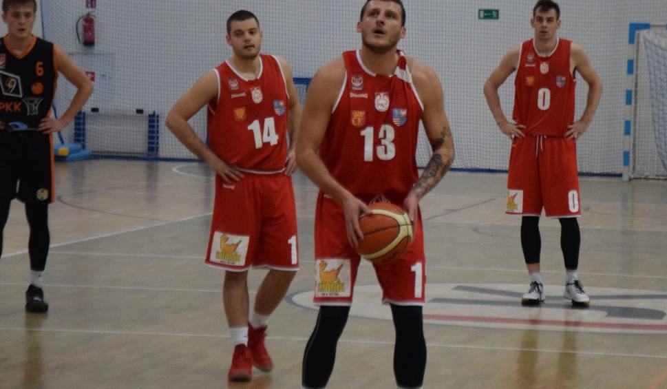 Film do artykułu: 2. liga koszykówki. AZS UJK Kielce zagra z AZS UMCS Start II Lublin