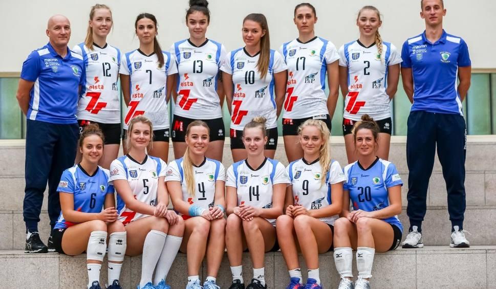 Film do artykułu: I liga siatkarek. 7R Solna Wieliczka pokonała Volley Toruń i jest nowym liderem