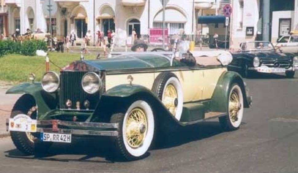 Rolls Royce Duma Anglii I Legenda Motoryzacji Gp24pl