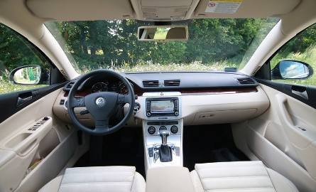 Volkswagen Passat Variant 2.0 TDI DSG - wrażenia z jazdy