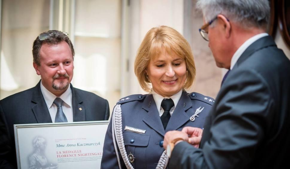 Kraków. Anna Kaczmarczyk - pielęgniarka na medal!