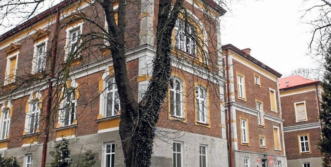 Zespołu Szkół Agroprzedsiębiorczości przy ul. Miłocińskiej w Rzeszowie.