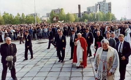 39 lat temu Karol Wojtyła został papieżem. Podczas ponad 27-letniego pontyfikatu Jan Paweł II odwiedził wiele miejsc na świecie. M.in. Koszalin.Zobaczcie