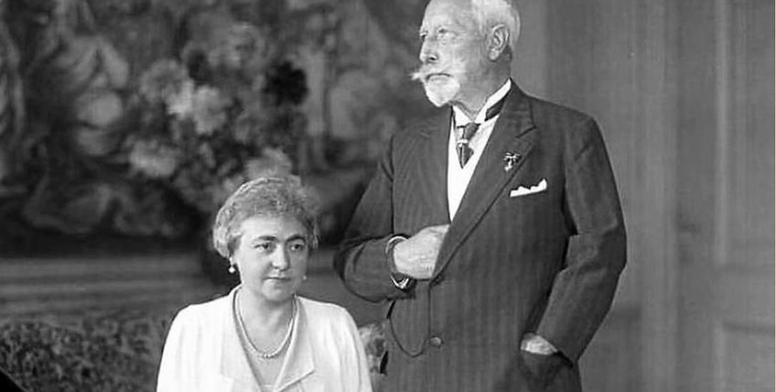 Hermina von Reuss i Wilhelm II, czyli Friedrich Wilhelm książę von Preussen