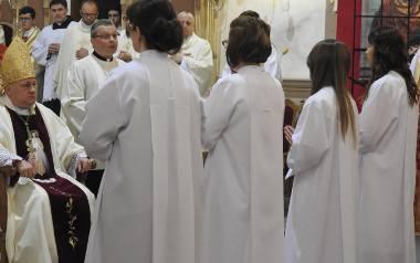 Konsekracja dziewic w Bielsku-Białej. Cztery panie złożyły śluby czystości [ZDJĘCIA]