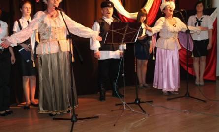 Okolicznościowy koncert zespołu Sorbin w Bliżynie.