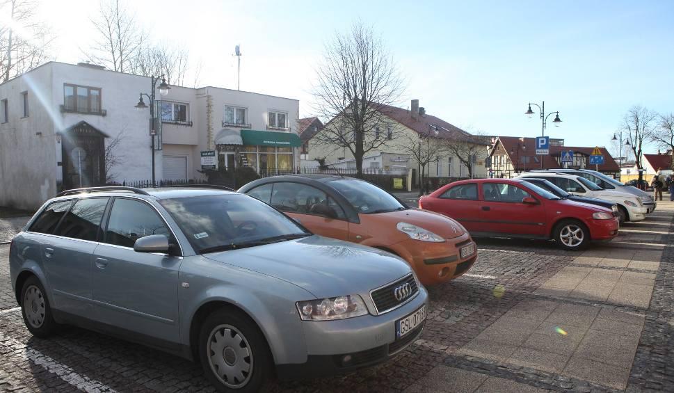 Film do artykułu: Podczas sezonu w soboty w Ustce parkowanie za darmo
