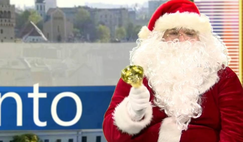 Film do artykułu: Święty Mikołaj opowiada o układzie z barberem i patencie na korki w mieście [GOŚĆ NTO]