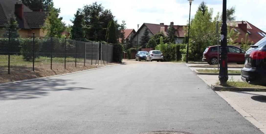 Miasto Golub-Dobrzyń chce kontynuować modernizacje ulicy Miłej