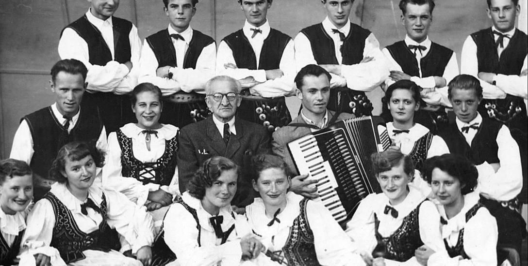 Rok 1948. Wieczory humoru i piosenki.  Zakaz zatrudniania Niemców