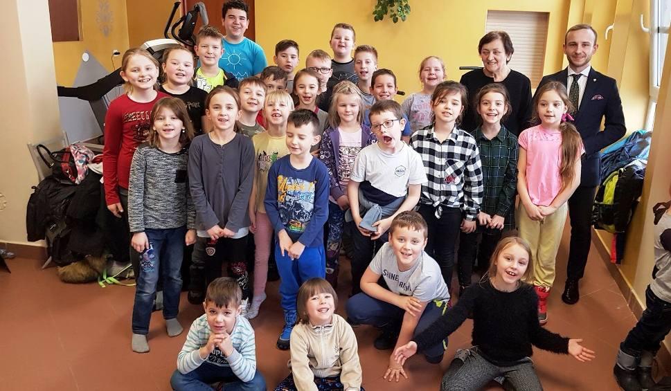 Film do artykułu: Dzieci z Miedzianej Góry nie nudziły się w ferie, miały moc atrakcji