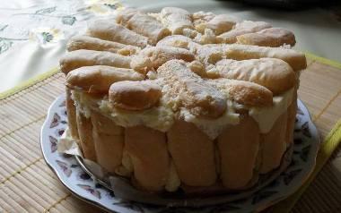 Tort cytrynowy bez pieczenia.
