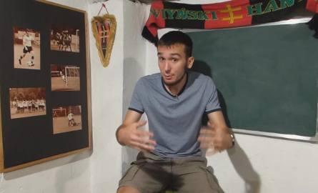 Grzegorz Buchalik mówi o Górniku Zabrze