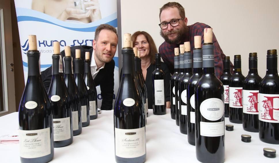 Film do artykułu: Wieczór australijski i degustacja wina w kieleckiej Willi Hueta (WIDEO)