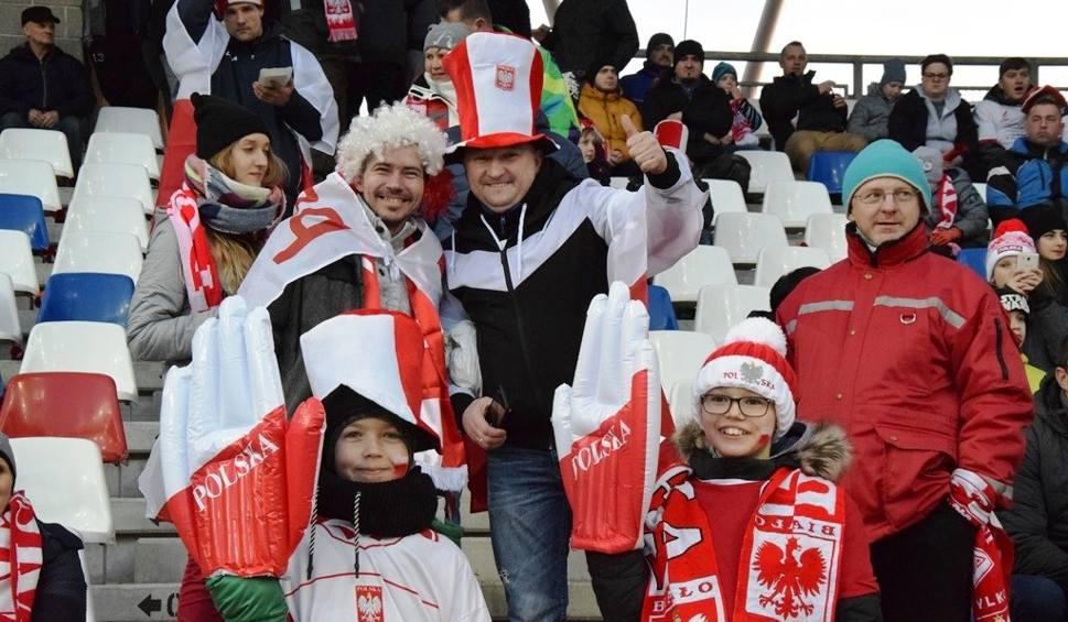 Film do artykułu: U-20: Polska - Anglia w Bielsku-Białej [ZDJĘCIA KIBICÓW, WIDEO]