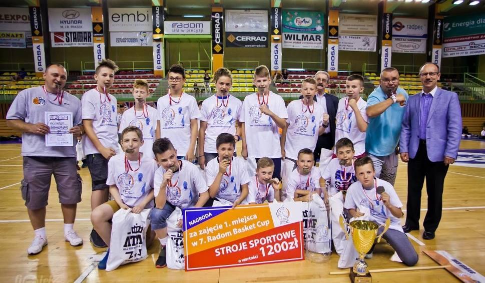 Film do artykułu: Radom Basket Cup zakończony. Wielki sukces koszykarzy MKS Grójec