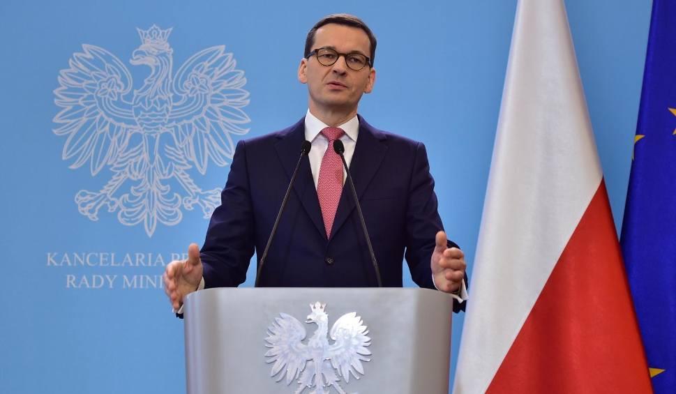 Film do artykułu: 100 dni Mateusza Morawieckiego w roli premiera upłynęło pod znakiem gaszenia pożarów. Czy szef rządu zdoła złapać oddech od kryzysów?