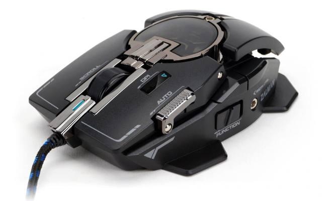 Zalman ZM-GM4: Mysz, która dopasuje się do gracza