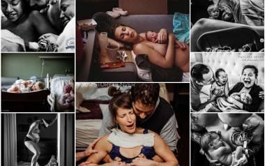 Najlepsze zdjęcia porodów 2020. Są kontrowersyjne i przełamują tabu