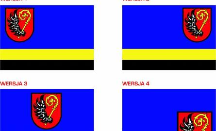 Czy tak wyglądać będzie nasza flaga?.