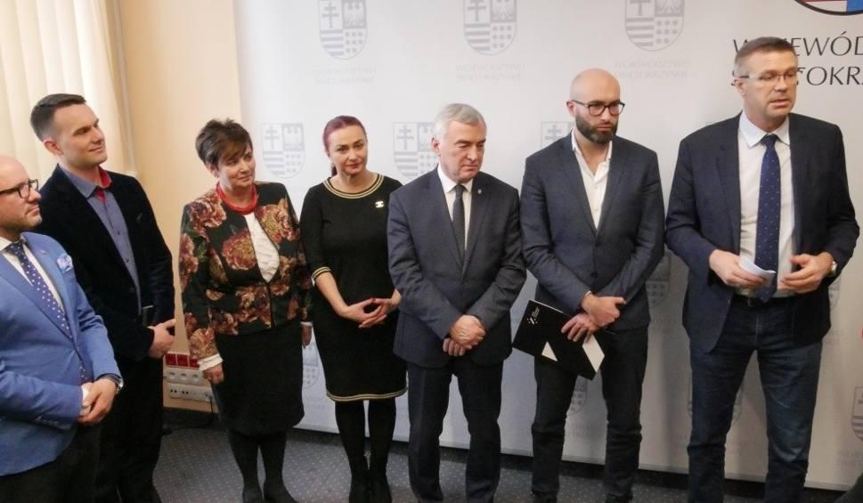 Film do artykułu: Kielecki teatr na czas remontu zostanie przeniesiony do Wojewódzkiego Domu Kultury