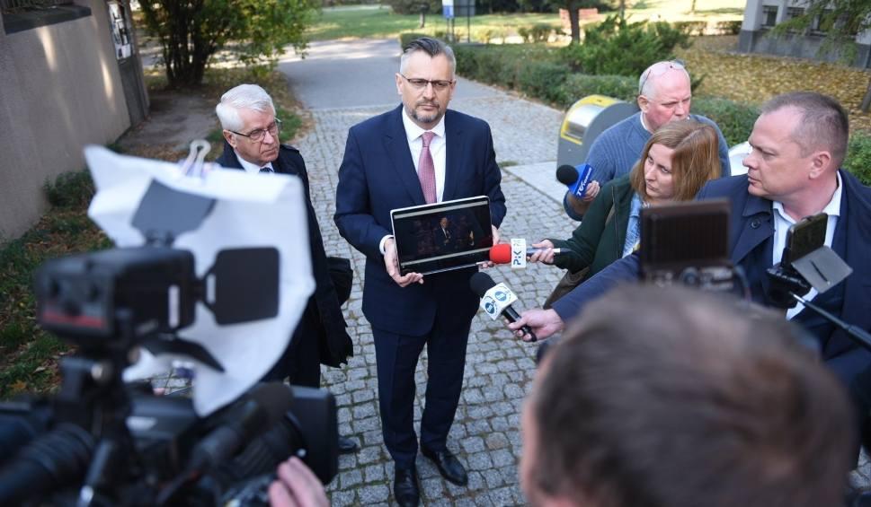 Film do artykułu: Kandydat Tomasz Lenz złożył zażalenie. Na co?