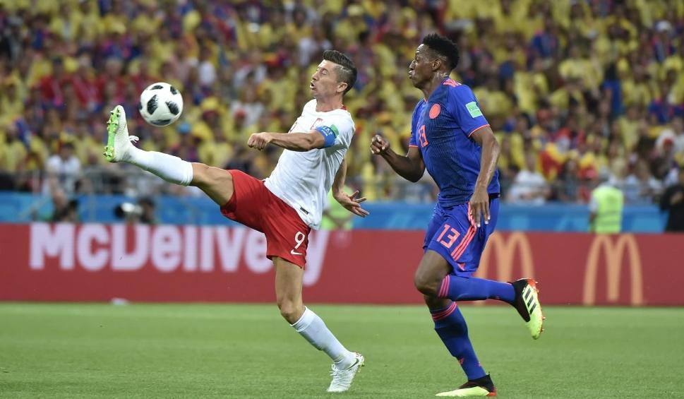Film do artykułu: Robert Lewandowski po meczu z Kolumbią: Wycisnęliśmy maksimum z tego, co mogliśmy