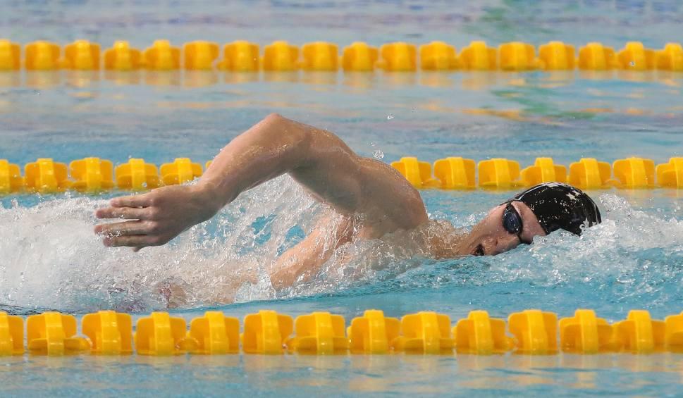 Film do artykułu: Pływanie. Wojciech Wojdak najlepszy w Grand Prix w Oświęcimiu