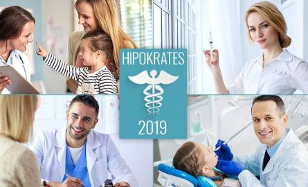 HIPOKRATES POMORZA ZACHODNIEGO 2019. Zagłosuj!