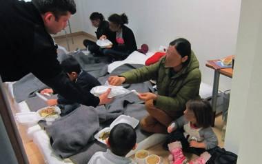 Część z 22-osobowej grupy nielegalnych imigrantów z Turcji, ujawnionych w lutym 2016 r. w okoli-cach Horyńca - Zdroju to dzieci. Udało się wtedy zatrzymać