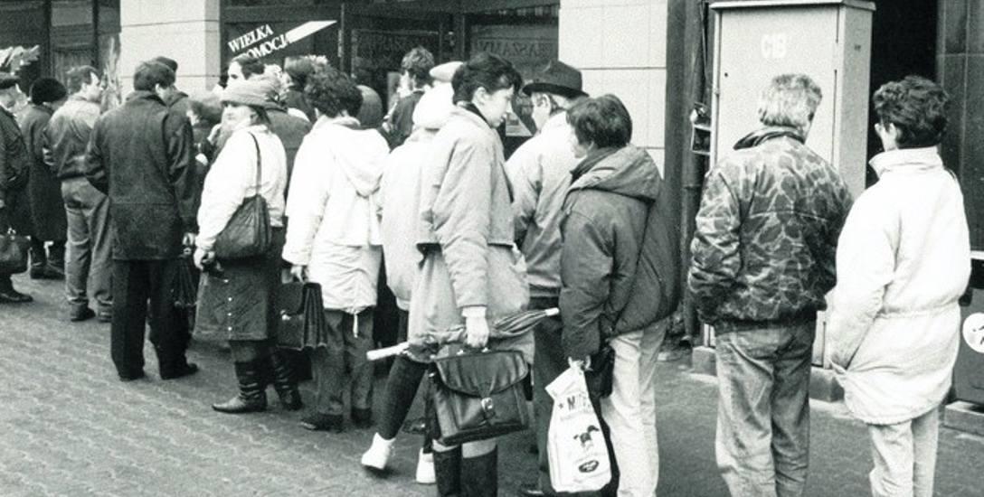Przy ul. Młyńskiej w Katowicach przez lata ustawiały się kolejki ogłoszeniodawców. Przyjmowaliśmy także matrymonialne