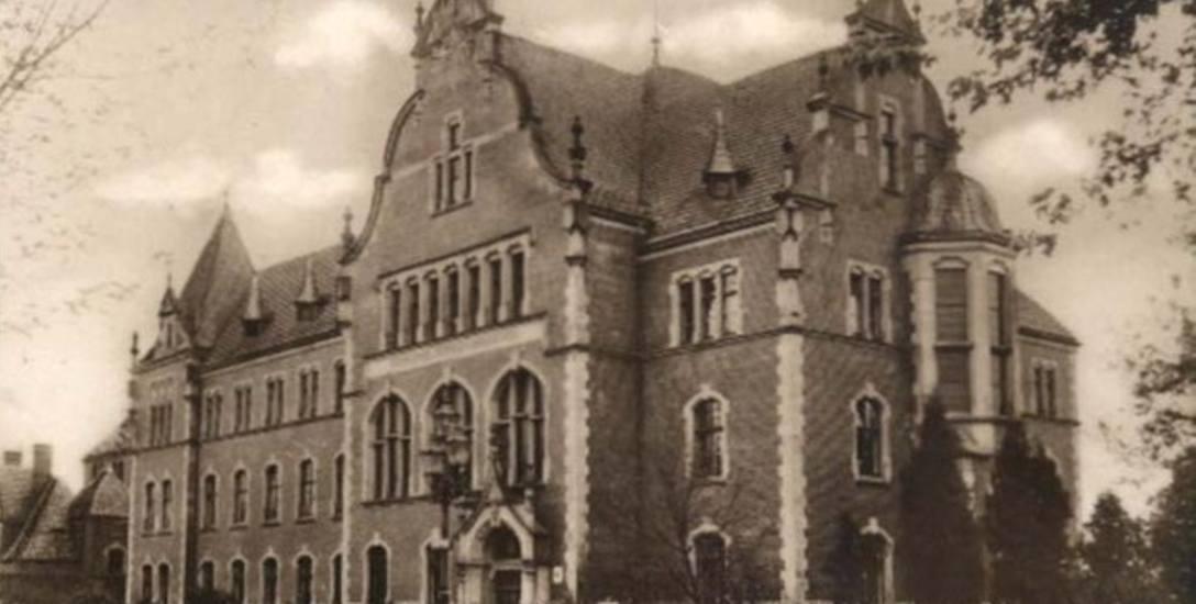 Sąd w Pszczynie, gdzie odbył się pierwszy proces Józefa Szterloka