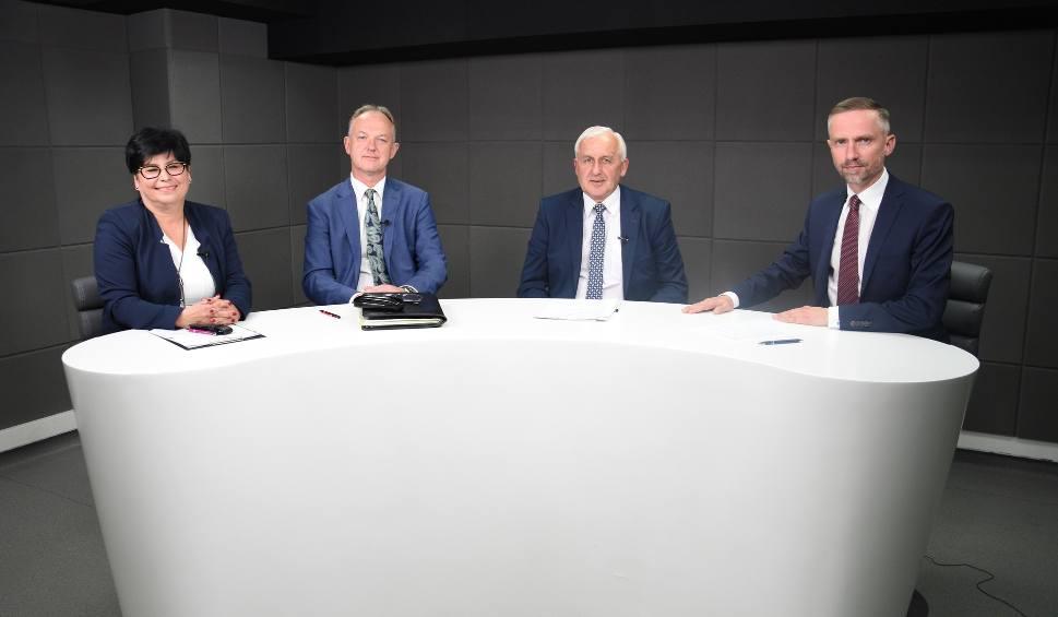 Film do artykułu: Jaka przyszłość Buska? Zobacz debatę kandydatów do fotela burmistrza Buska