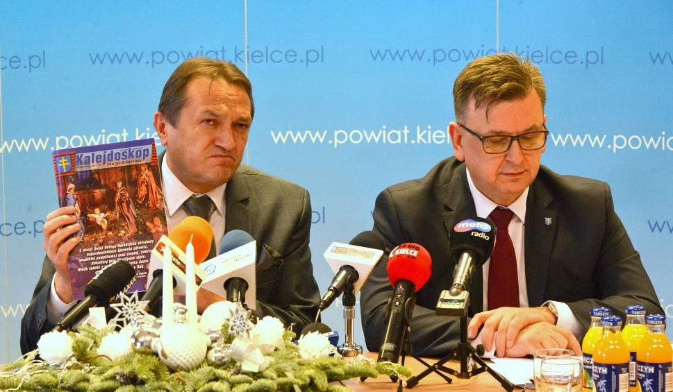 Film do artykułu: Zmiany w Starostwie Powiatowym w Kielcach. Zlikwidowano trzy wydziały, powołano nowe. Będą kolejne reorganizacje?