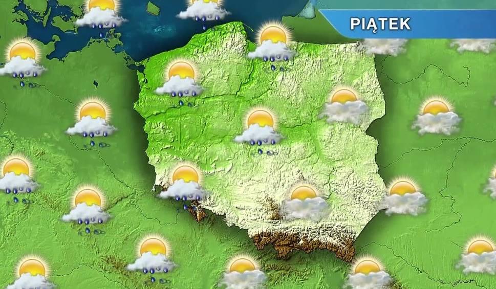 Film do artykułu: Pogoda w Opolu i na Opolszczyźnie. W piątek przelotnie popada