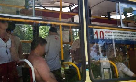 W tych tramwajach i autobusach nie otwieraj okna. Działa klimatyzacja