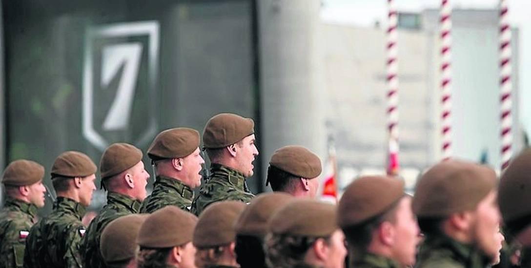 Pierwsi w tym roku żołnierze WOT-u