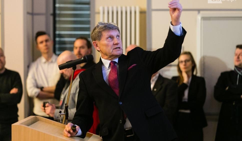 Film do artykułu: Leszek Balcerowicz w Szczecinie: Wolność gospodarcza jest niedoceniana [ZDJĘCIA, WIDEO]