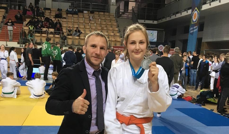 Film do artykułu: Krakowska judoczka Aleksandra Turek wicemistrzynią Polski młodziczek